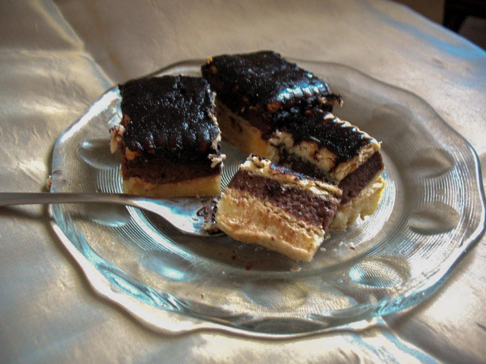 Kekszes, tejbegrízes, egyszerű süti sütés nélkül