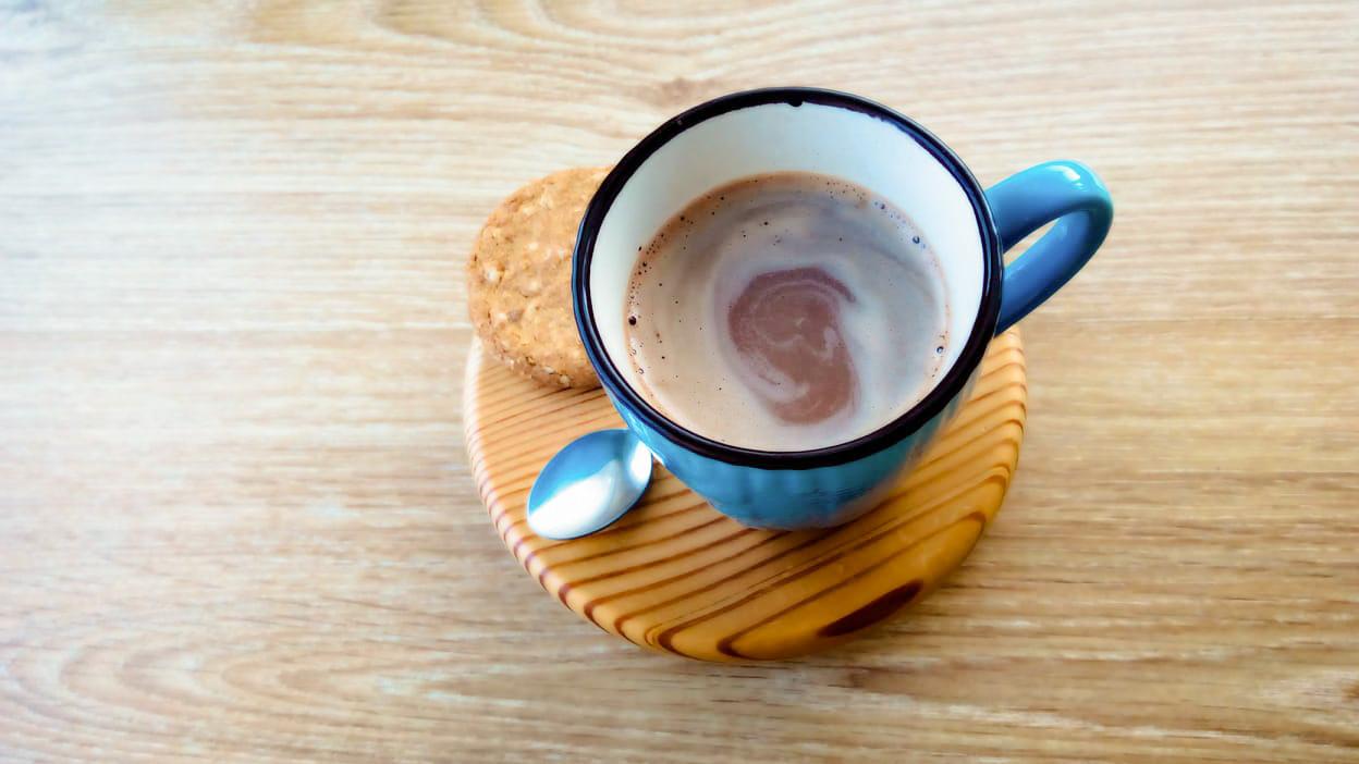 Forró csoki készítése házilag