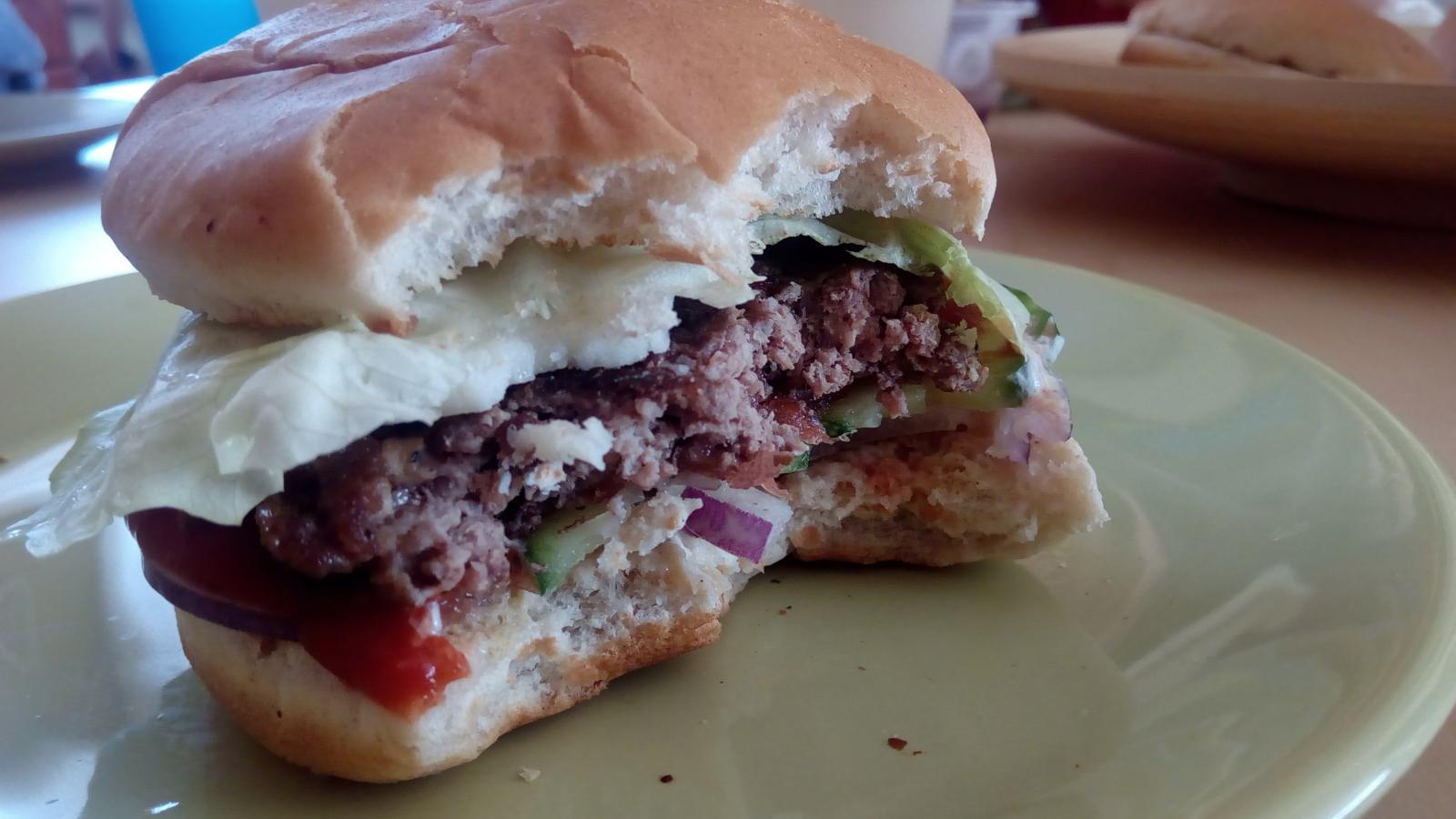 Hamburger házilag – avagy a tökéletes hamburger hús recept
