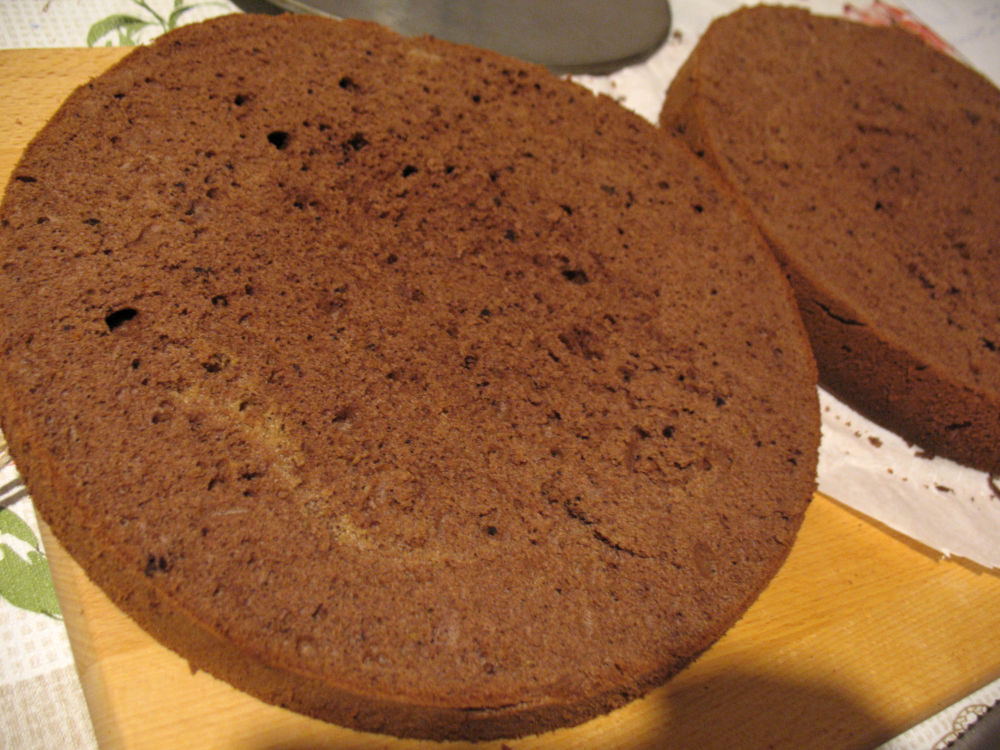 Kakaós tortalap